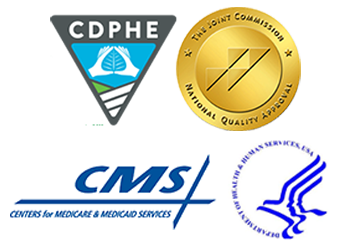 CDPHE Joint Commission Certification